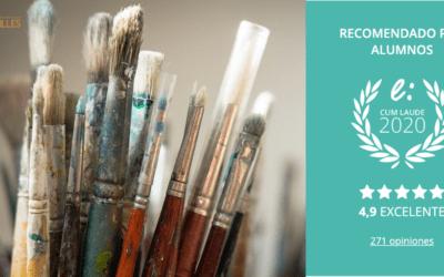 La Escuela Europea Versailles es galardonada con el Sello Cum Laude 2020