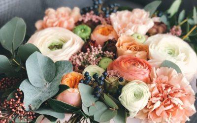 Diseño floral: tipos y tendencias