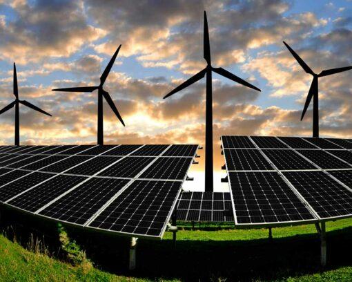 Estudiar máster energía solar y máster energía eólica
