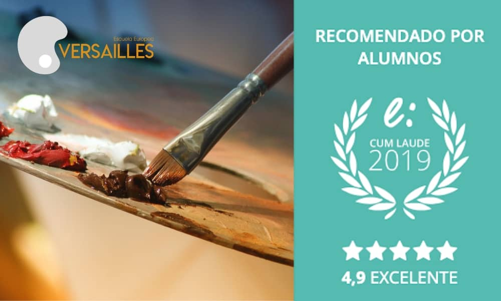 Escuela Europea Versailles recibe el Sello Cum Laude 2019