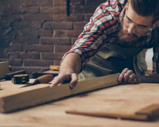 Estudiar Técnico experto en Carpintería, Replanteo de Proyectos y Obras