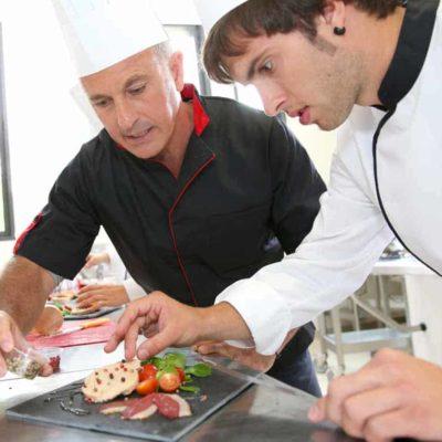 Estudiar curso técnico experto en cocina creativa