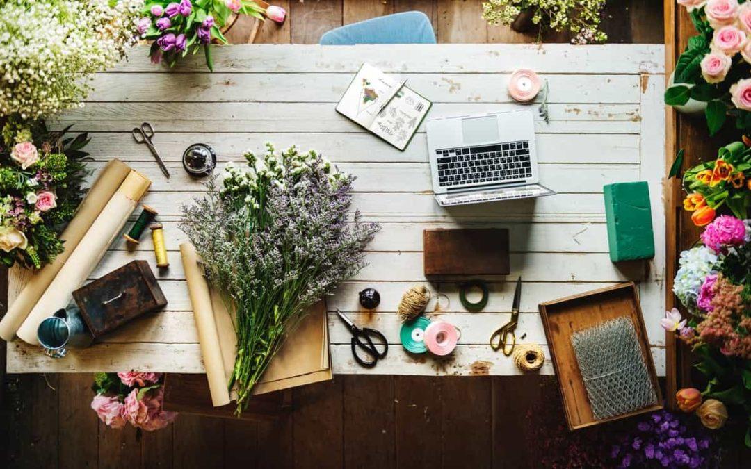Descubre la profesión del diseñador de arreglos florales