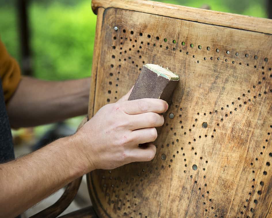 M ster en restauraci n artesanal de muebles escuela - Tecnicas de restauracion de muebles ...