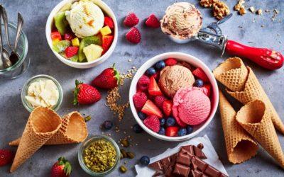 Los mejores helados caseros para resistir el calor