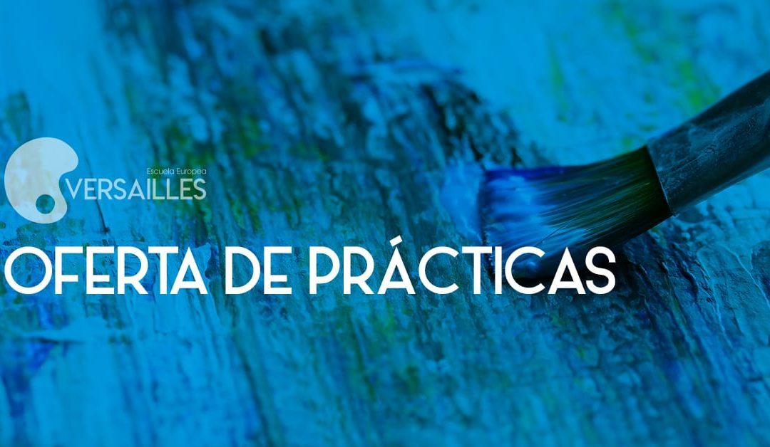 OFERTA DE PRÁCTICAS – DISEÑO GRÁFICO