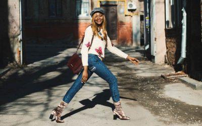 Tips para combinar los zapatos con tus jeans